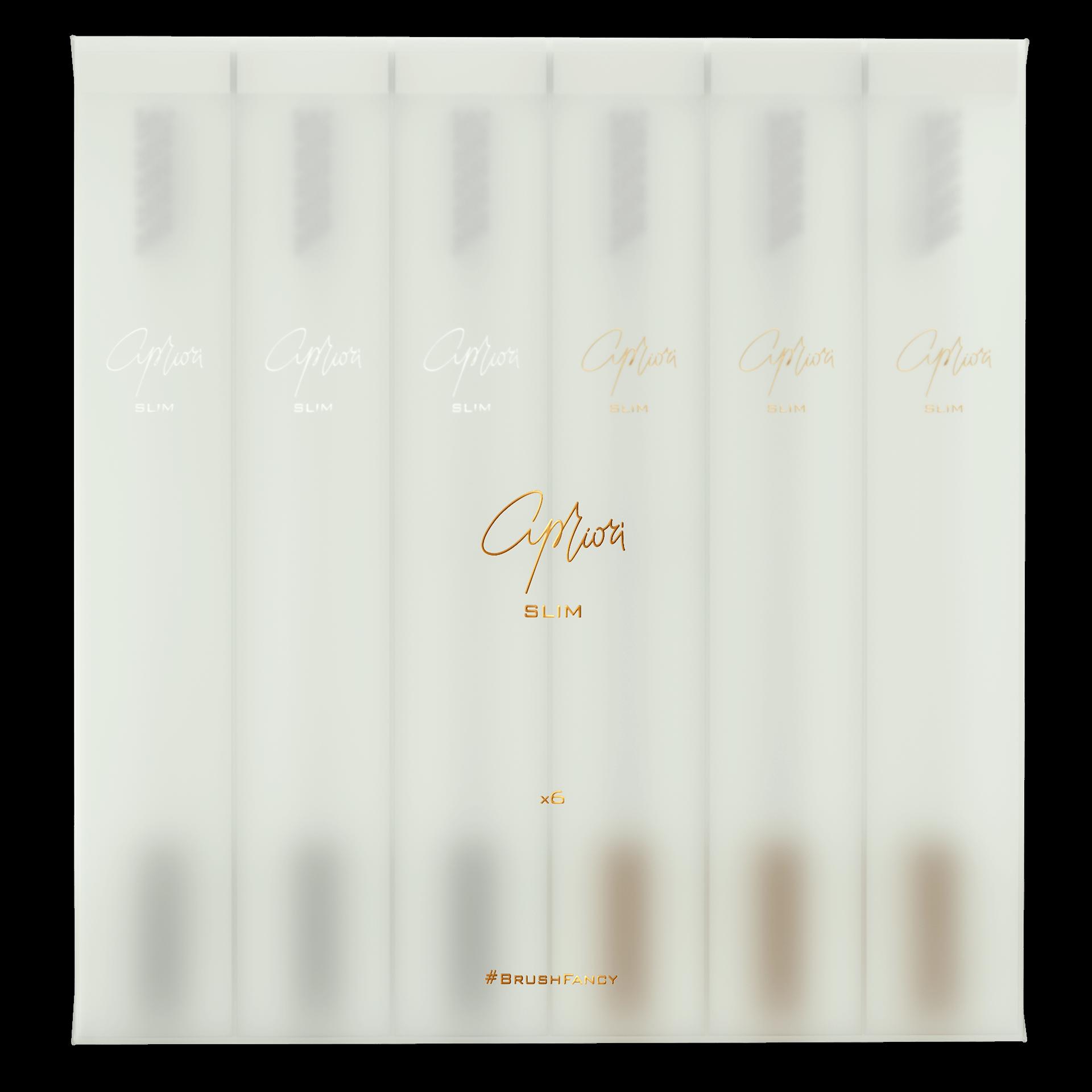 SLIM White 6-Pack